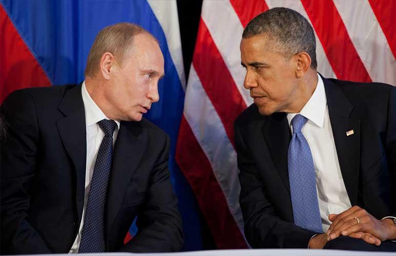 O Πούτιν καθιστά σαφές ότι δεν πρόκειται να δεχθεί τις απόψεις της Ουάσιγκτον