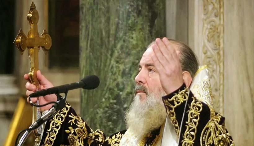 Wikileaks: «Όσο ο Χριστόδουλος είναι ζωντανός δεν περνάει το Σκοπιανό - Να επηρεάσουμε την διαδοχή του» έλεγαν οι ΗΠΑ