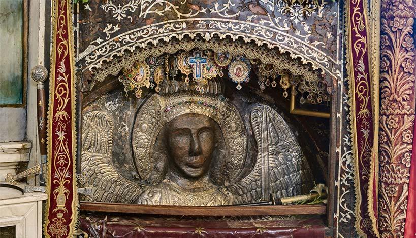 Σύναξη του Αρχαγγέλου Μιχαήλ του Ταξιάρχη - Θαύματα της εικόνας του Ταξιάρχη, Μανταμάδος