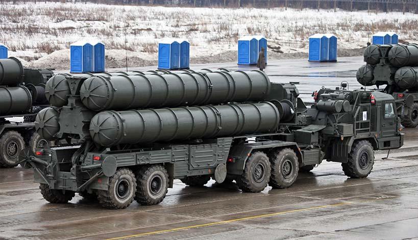Εμπάργκο των ΗΠΑ στην Τουρκία για τους S-400