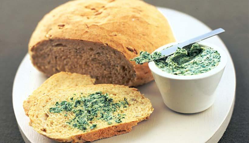 Aγιορείτικες Μοναστηριακές Συνταγές: Χορτόψωμο