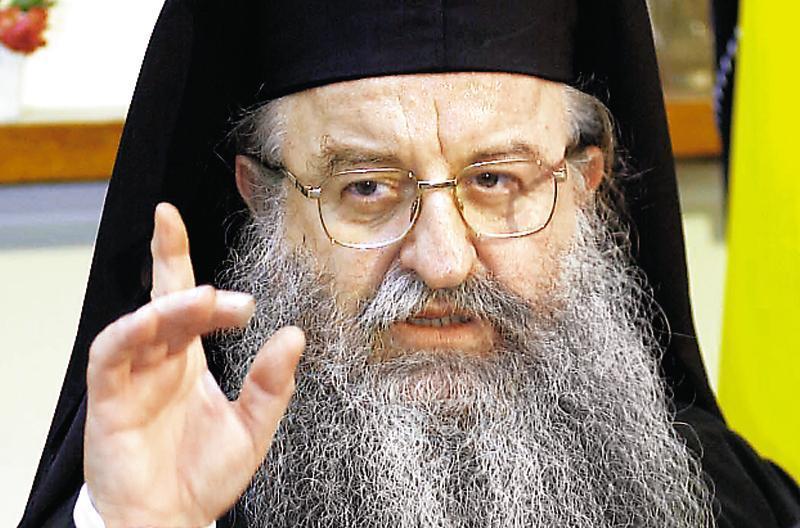 Μητροπολίτης Θεσσαλονίκης κ.κ. Άνθιμος
