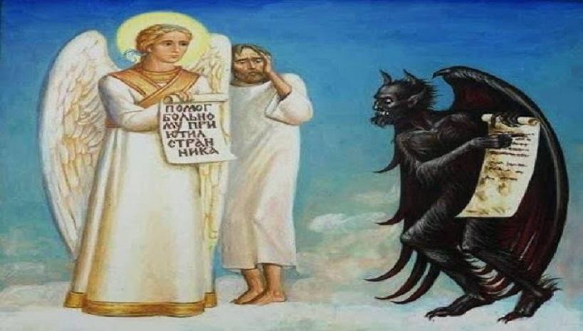 Τι φοβερά υπόθεσις το που θα καταλήξη η ψυχή εκάστου!