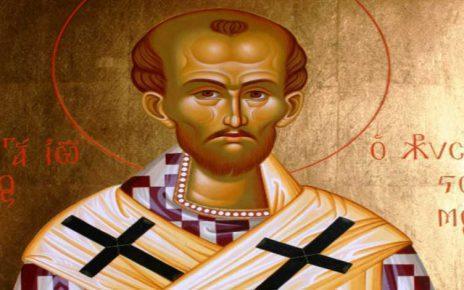 Άγιος Ιωάννης Χρυσόστομος: Σχετικά με την παραβολή των βασιλικών γάμων - Κυριακή ΙΑ΄Λουκά