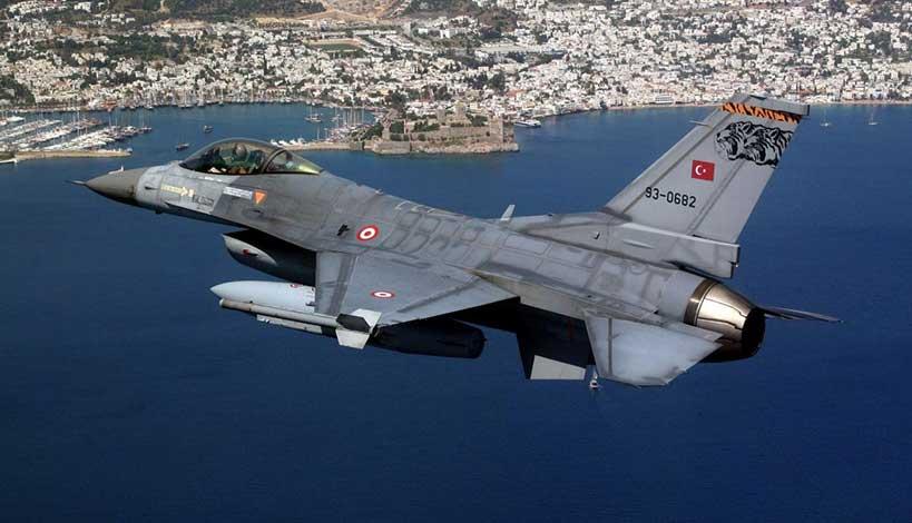 Παρολίγον σοβαρό ατύχημα στο Αιγαίο λόγω της τουρκικής προκλητικότητας