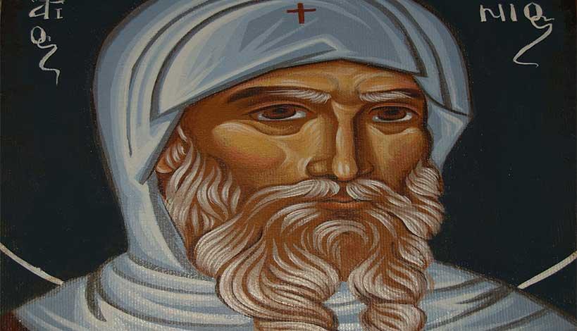 Ορθόδοξος συναξαριστής Πέμπτη 17 Ιανουαρίου 2019, Άγιος Αντώνιος ο Μέγας, βίος και Ευαγγέλιο