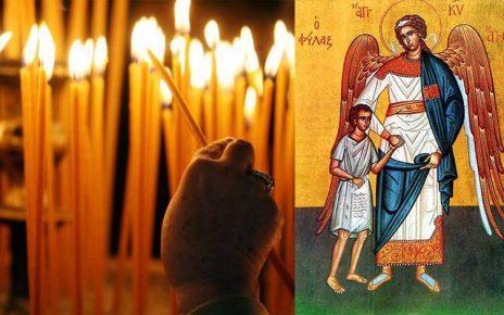 Οι άγγελοι μας φέρνουν στην εκκλησία ενώ οι δαίμονες μας απομακρύνουν