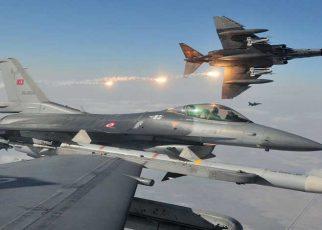 Αιγαίο: Δεκάδες παραβιάσεις από τουρκικά μαχητικά και κατασκοπευτικά