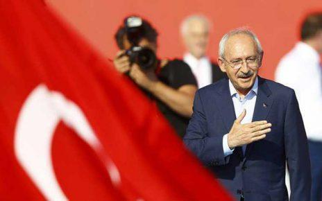 Κιλιτσντάρογλου προς Ερντογάν: «Νομίζετε ότι κοροϊδεύετε το λαό;»