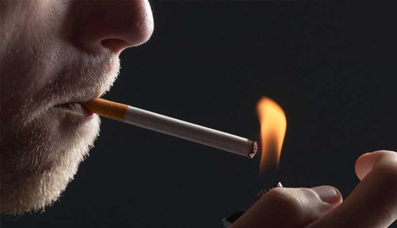 Η διακοπή καπνίσματος μπορεί να... βοηθήσει την απώλεια βάρους