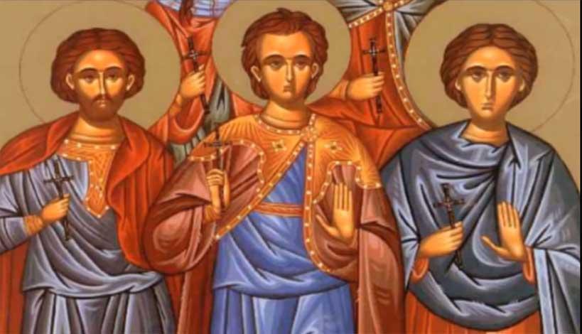 Ορθόδοξος συναξαριστής Παρασκευή 18 Μαΐου 2018, Άγιος Πέτρος οι συν αυτώ Μαρτυρήσαντες