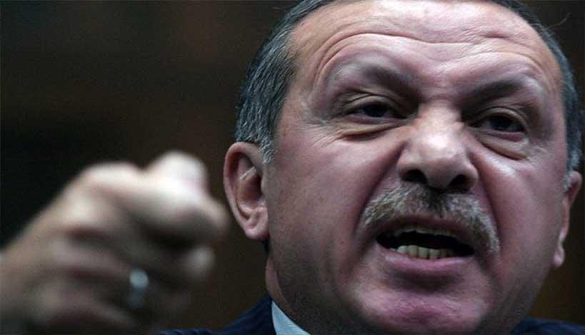 Ερντογάν: Η Τουρκία θα είναι πάντα παρούσα από την Κύπρο μέχρι το Αιγαίο