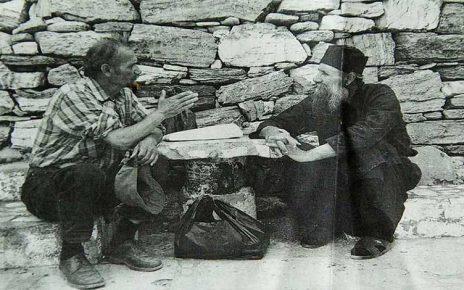 Άγιον Όρος : Φοβερή απολογία στην ώρα του θανάτου