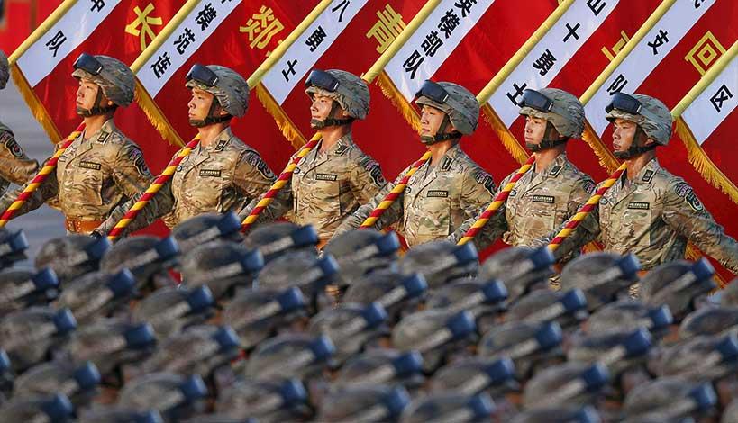 Κίνα για Βόρεια Κορέα: Θα επέμβουμε στρατιωτικά αν επιχειρηθεί αλλαγή καθεστώτος