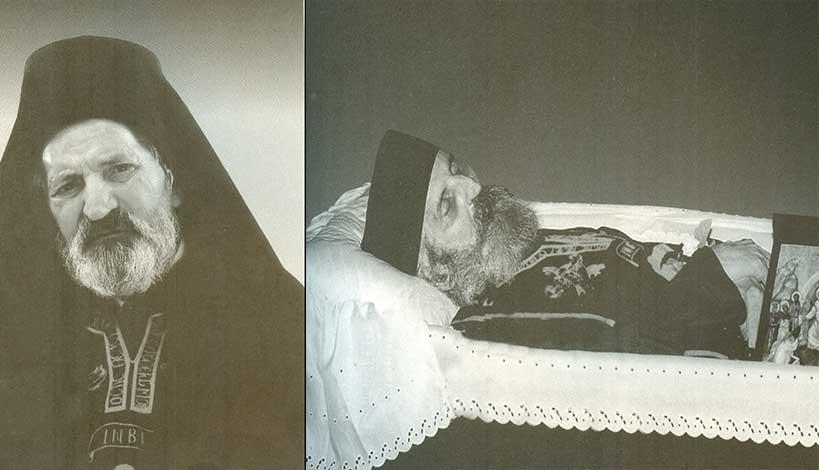 μοναχός Θωμάς Τσονάκας