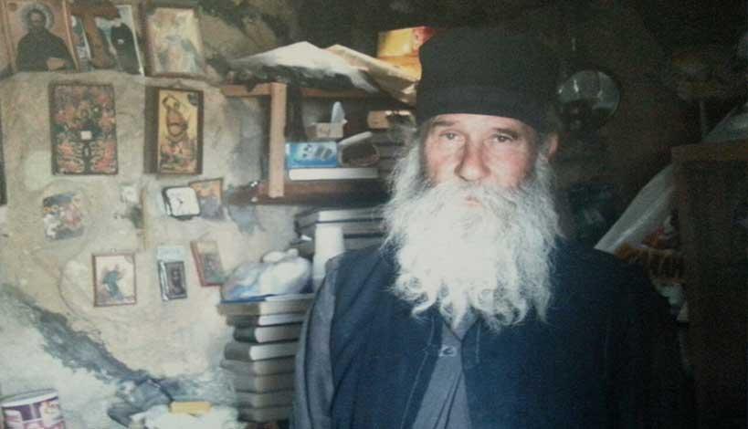 Γέρων Θεόδωρος ο Αγιοφαραγγίτης