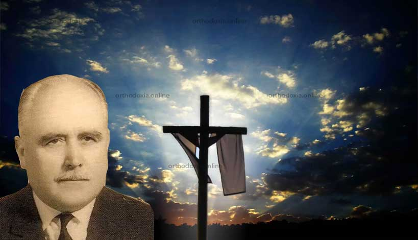 Δημήτριος Παναγόπουλος: Φρίττει ο σατανάς όταν δει τον πιστό να κάνει τον Σταυρό του