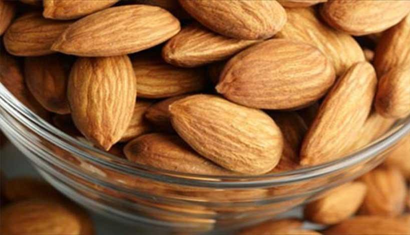 Τα αμύγδαλα μπορεί να βελτιώσουν την «καλή» χοληστερόλη