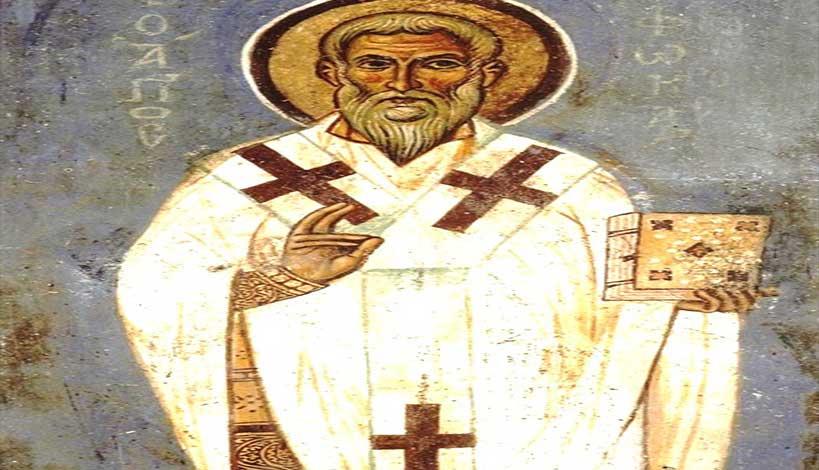 Ορθόδοξος συναξαριστής 22 Σεπτεμβρίου 2018, Άγιος Φωκάς Ιερομάρτυρας ο Θαυματουργός