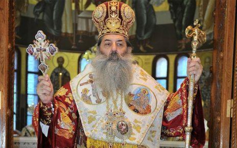 Μητρ. Πειραιώς κ.κ. Σεραφείμ και Αλεξανδρουπόλεως κ.κ. Άνθιμος: Άγιος Σπυρίδων ο Θαυματουργός επίσκοπος Τριμυθούντος