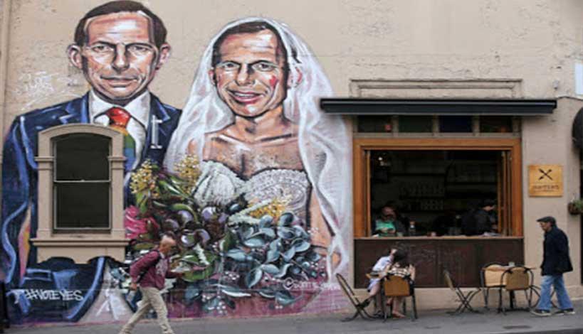 ΑΥΣΤΡΑΛΙΑ: Κλίμα τρομοκρατίας κατά των χριστιανών που θέλουν να ψηφίσουν ΟΧΙ στο δημοψήφισμα για τον «γάμο» των ομοφυλόφιλων