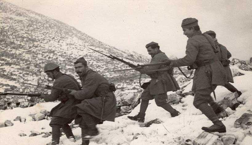 28η Οκτωβρίου 1940: Το έπος της Αλβανικού μετώπου μέσα από φωτογραφίες της εποχής