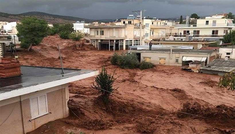 Ασκήτρια Λαμπρινή: «Θα δεις μεγάλα κύματα ίσα με ένα διώροφο σπίτι να καταστρέφουν πόλεις και χωριά» – Μόλις τα είδαμε;