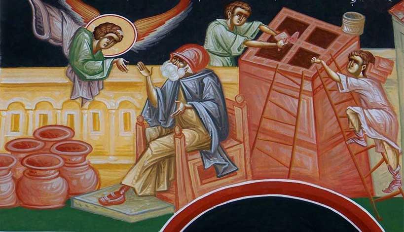 Αγ. Νικόλαος Βελιμίροβιτς: Κυριακή Θ' Λουκά - Η παραβολή του άφρονα πλουσίου