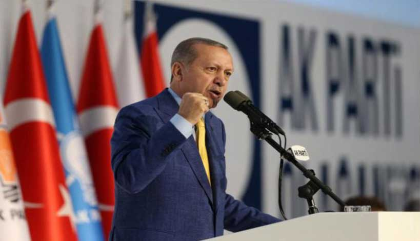 Ερντογάν: «Προετοιμαζόμαστε για πόλεμο»