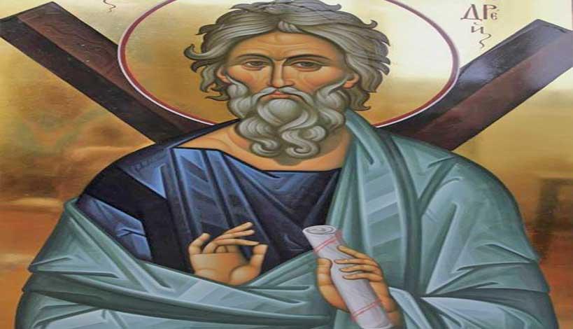 Ο Άγιος Απόστολος Ανδρέας και το θαύμα με το τυφλό αγοράκι