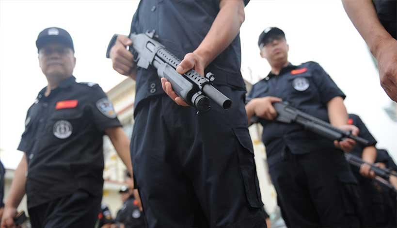 Κίνα: Δημόσια εκτέλεση εμπόρων ναρκωτικών μπροστά σε 1.000 πολίτες (βίντεο)