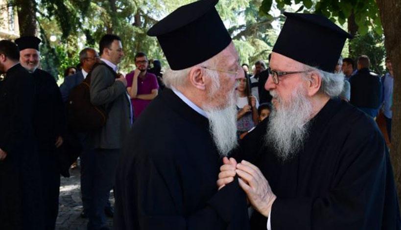 Υπό παραίτηση ο Αρχιεπίσκοπος Αμερικής Δημήτριος, ποιοι οι λόγοι;