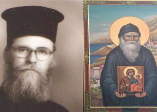 Ποιον είχε πνευματικό πατέρα ο Άγιος Πορφύριος;