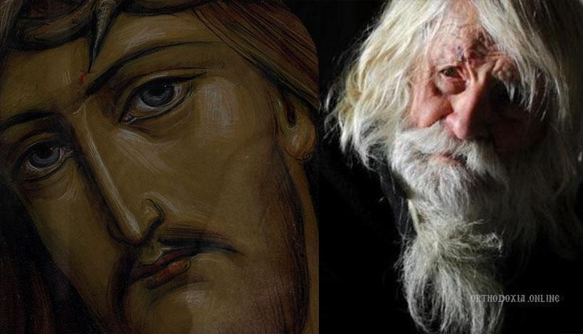 Ο φτωχός κουρελής που είχε πάνω από το κεφάλι του το Χριστό!