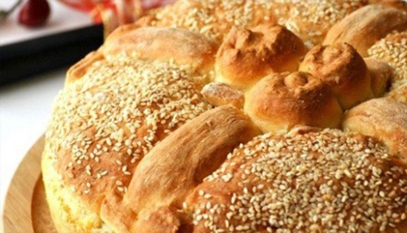 Χριστόψωμο: Το παραδοσιακό ψωμί για τα ΧριστούγενναΧριστόψωμο: Το παραδοσιακό ψωμί για τα Χριστούγεννα