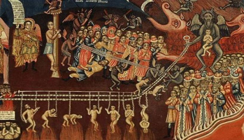 Τι μας ψιθυρίζει ο διάβολος την ώρα του θανάτου και πως απαντάμε