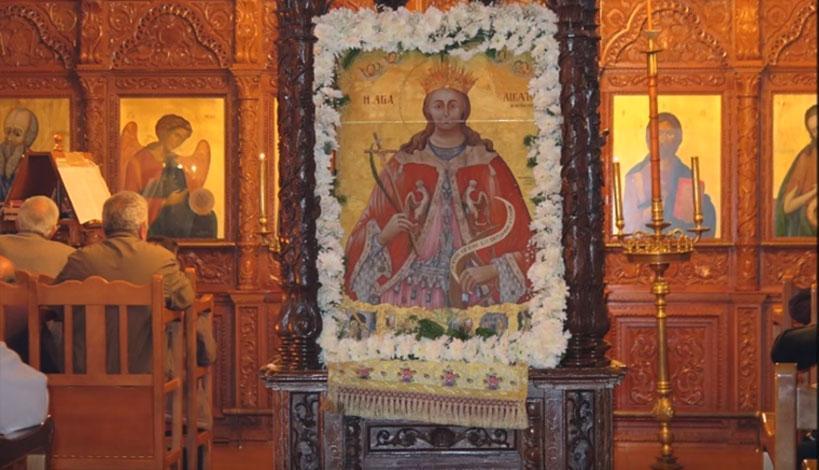 Μητροπολίτης Μόρφου κ. Νεόφυτος: Οι τρεις πειρασμοί της αγίας Αικατερίνης Μητροπολίτης Μόρφου κ. Νεόφυτος: Οι τρεις πειρασμοί της αγίας Αικατερίνης