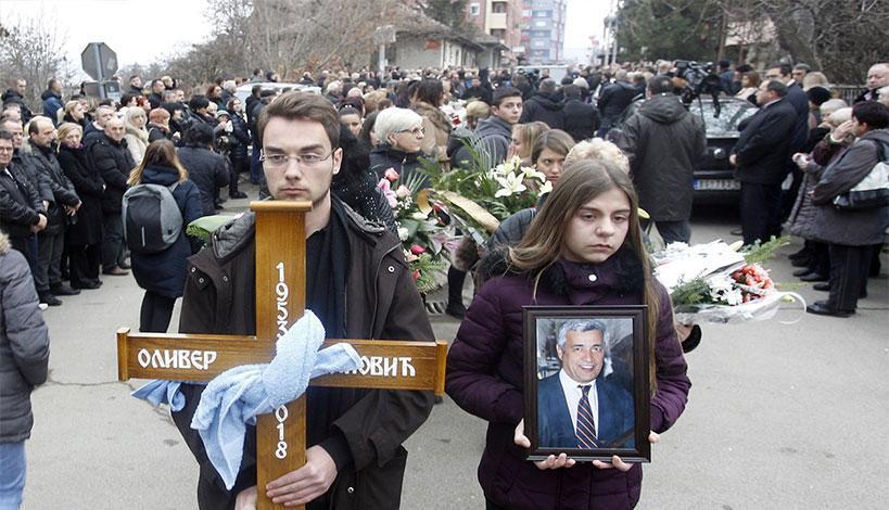 Κόσοβο: Χιλιάδες Σέρβοι στους δρόμους απαιτούν εκδίκηση