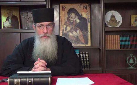 π. Αρσένιος Βλιαγκόφτης