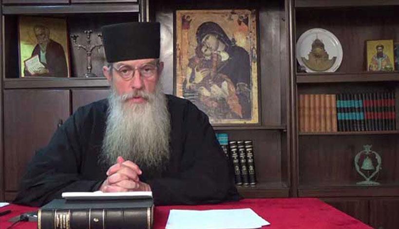 π. Αρσένιος Βλιαγκόφτης: Κυριακή προ της Χριστού Γεννήσεως