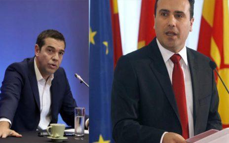 Σκοπιανό - Ζόραν Ζάεφ:«Είναι παράλογο το αίτημα της Ελλάδας να υπάρξει αναθεώρηση του Συντάγματος»