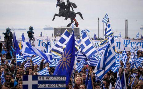 Μοναχός Αρσένιος Σκήτη Κουτλουμουσίου Αγίου Όρους - Η Μακεδονία μας βάλλεται!