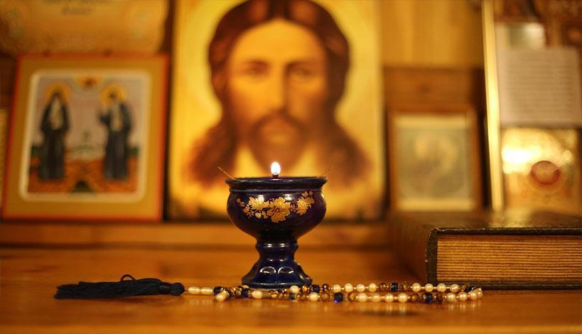 Πρωινή προσευχή ώστε ο Θεός να μας δώσει ημέρα αγαθή, καθαρή χωρίς λύπη και αισχρούς λογισμούς.