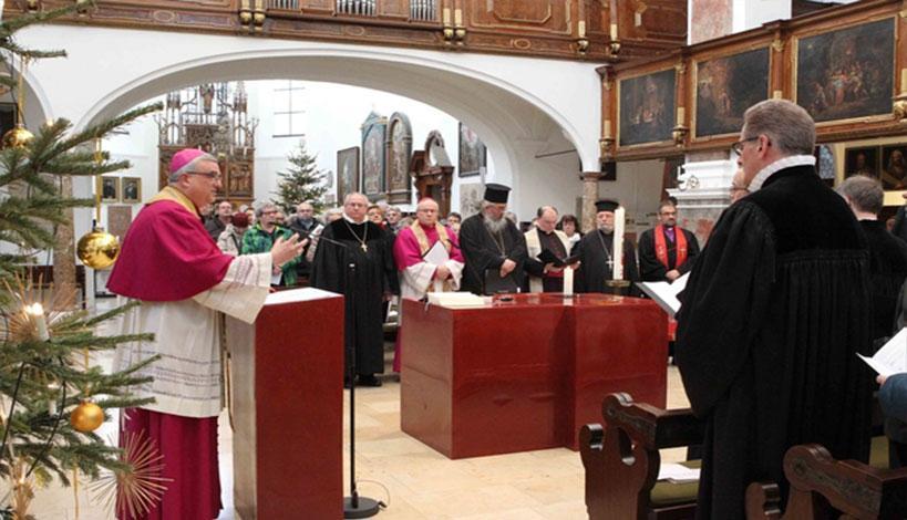 Η Ιερά Μητρόπολις Γερμανίας στην Εβδομάδα συμ - προσευχής για την Ενότητα των Χριστιανών (φωτό)