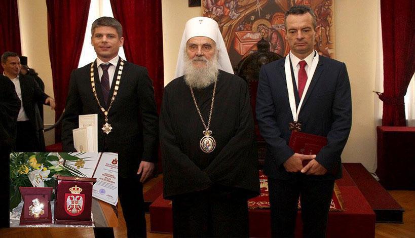 Μαρίνος Ριτσούδης: Σερβικό παράσημο στον πρώην ανθυποπλοίαρχο που αρνήθηκε να συμμετάσχει στις επιχειρήσεις του ΝΑΤΟ κατά της Σερβίας