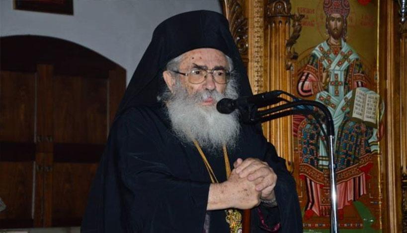 Αρχιεπίσκοπος Σινά Δαμιανός: Ορθόδοξη ομολογία πίστεως εναντίον όλων των αιρέσεων και παρών στην σταυροφορία κατά του Οικουμενισμού!