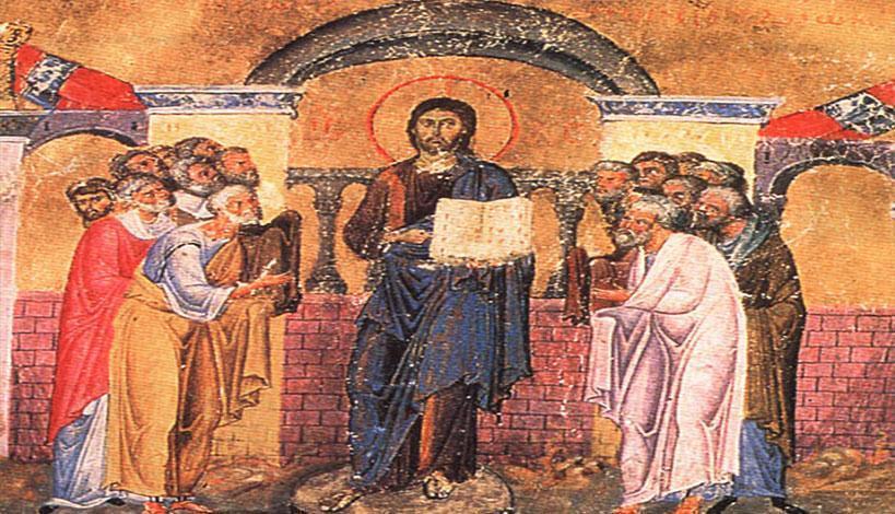 Επί πλέον, όλη η Αγία Γραφή λέει ότι ο Ζων Θεός είναι Θεός των Πατέρων και οι πιστοί είναι τα τέκνα άγιων Πατέρων και αυτοί με τη σειρά τους γίνονται πατέρες.