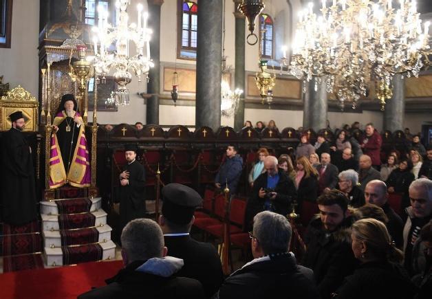 Οικουμενικός Πατριάρχης : «Οι Μακεδόνες γνωρίζετε τι προσέφερε η Εκκλησία της Κωνσταντινουπόλεως για να παραμείνει ο τόπος σας Ελληνικός»