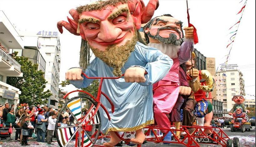 Καρναβάλι: Ο Βάκχος ζει και βασιλεύει στο πρόσωπο του Εωσφόρου!