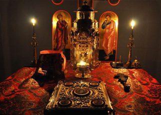 Αρχιμ. Βαρθολομαίος Εσφιγμενίτης: Καλή Σαρακοστή!